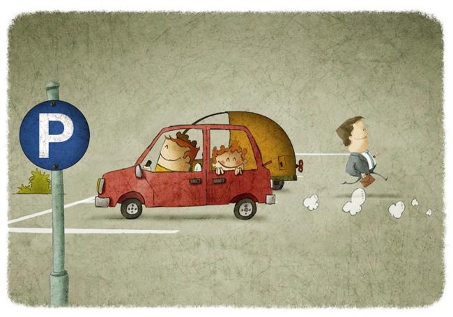 Parcheggio in condominio: posti auto, ciclomotori, box auto ecc..