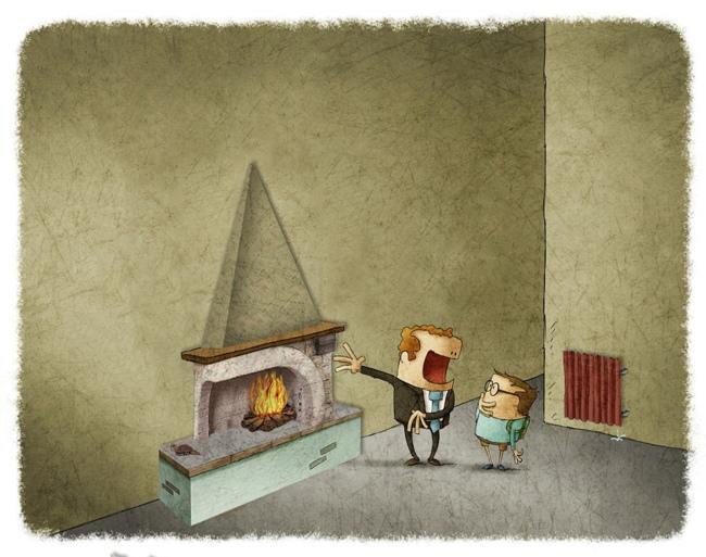 Il riscaldamento e il condizionamento in condominio