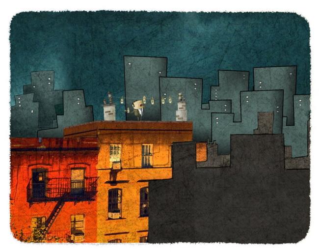 Tetti, sottotetti, mansarde e parti inerenti in condominio