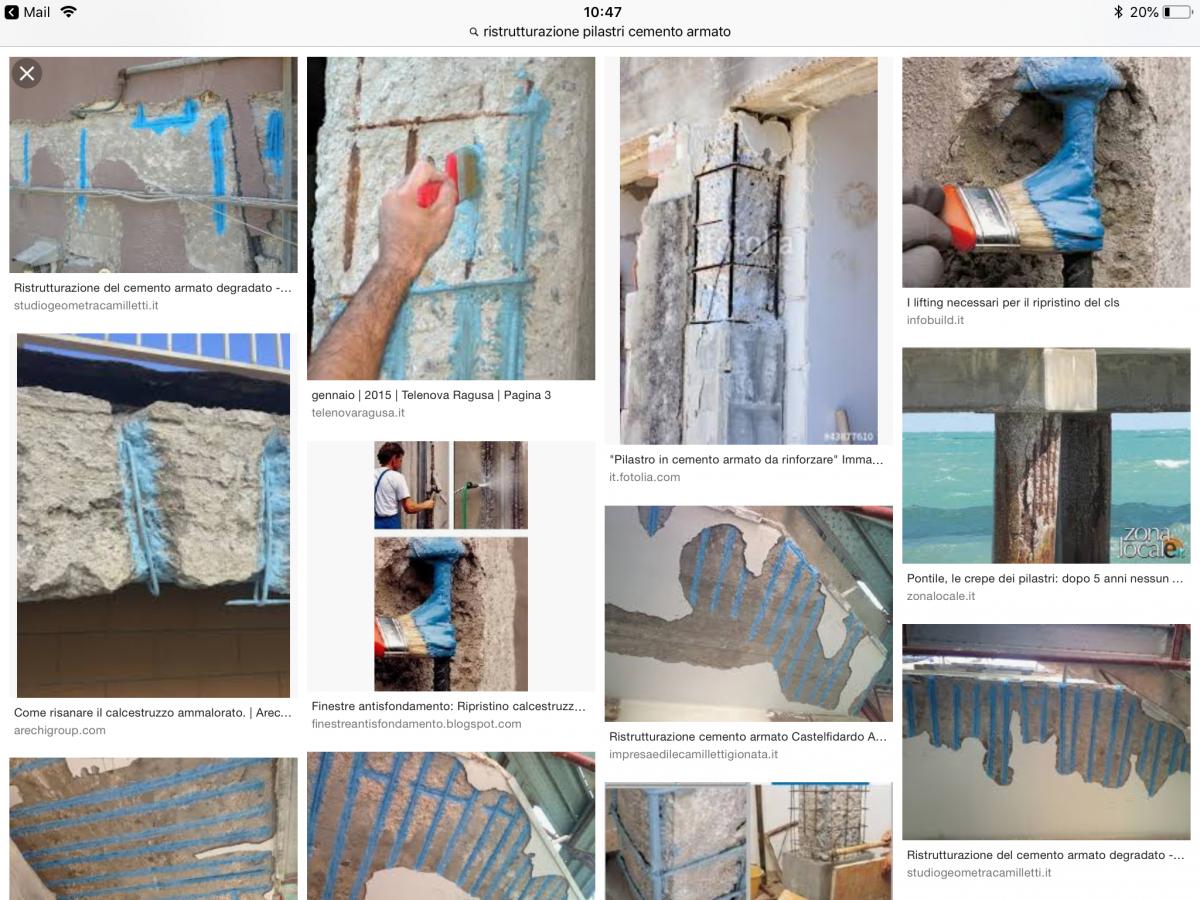 Quanto Dura Il Cemento Armato la durata del cemento armato e altri misteri tecnici - pagina 3