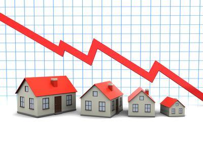 Compravendite immobiliari mai così male dal 1985