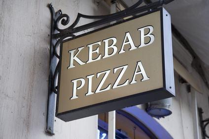 Se un kebab può essere oggetto di una bega condominiale