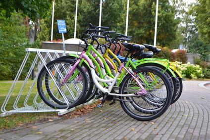 Installazione di rastrelliere per biciclette in condominio. Poteri, limiti e divieti.