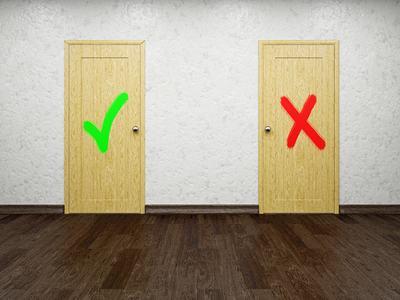 Un appartamento con due porte d'ingresso su due scale differenti: quando è possibile evitare di pagare le spese per una delle due?