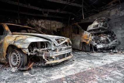Nessuna responsabilità del condominio se prende fuoco il motorino di un condomino