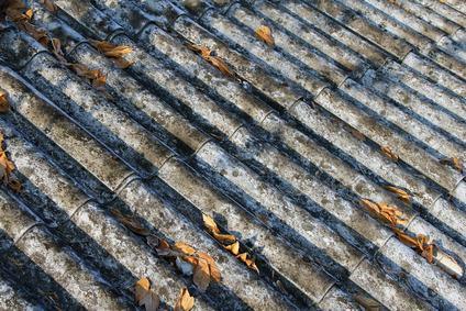 Il tetto del fabbricato, contenente amianto, riduce il valore dell'immobile perché rappresenta un vizio