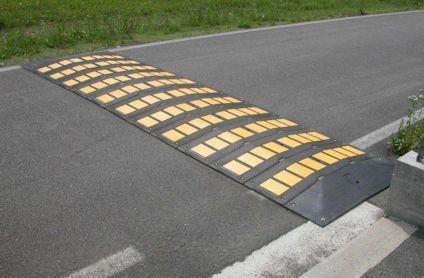 Ripartizione delle spese per l'installazione di dissuasori di velocità