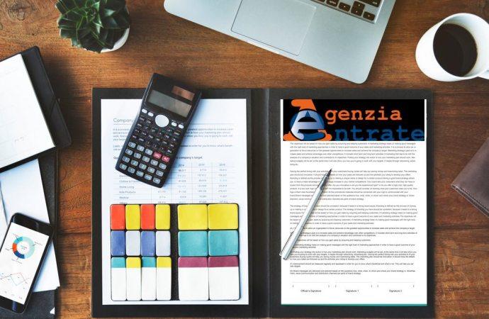 Registrazione della modifica del contratto all'agenzia delle entrate