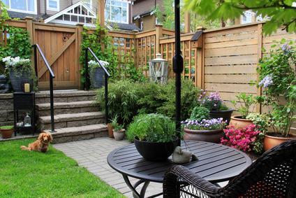 La recinzione del giardino condominiale non un 39 innovazione - Recinzione terrazzo ...
