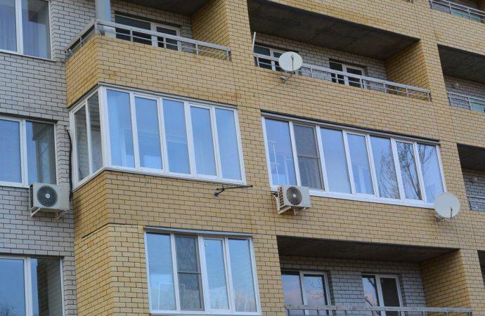 come verificare se un balcone incassato