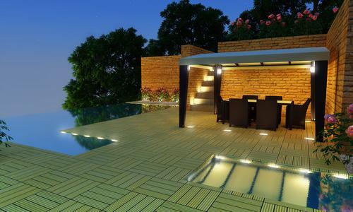 Gazebo sul lastrico solare ad uso esclusivo ed alterazione del decoro architettonico