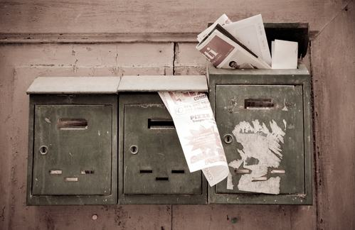Cassetta della posta strapiena, che cosa fare?