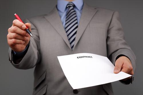 Modifica del regolamento contrattuale e adempimenti connessi