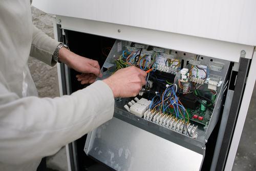 Tracce impianto elettrico individuale nelle parti comuni