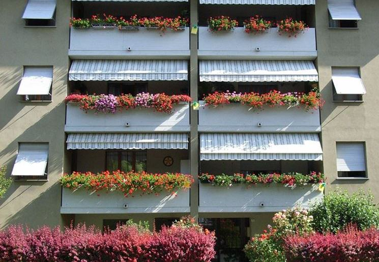 Come ripartire le spese delle parti esterne dei balconi