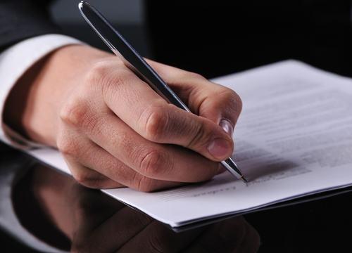 Per il contratto preliminare di un immobile basta anche solo una semplice sigla