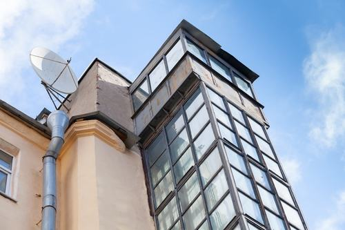L 39 installazione dell 39 ascensore esterno non necessita del - Costo ascensore esterno 1 piano ...