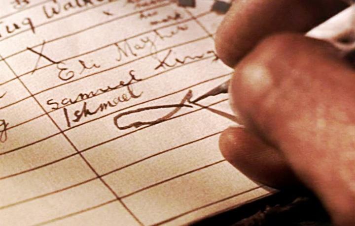 Documento firmato da tutti i condòmini fuori dall'assemblea, qual è il suo valore?