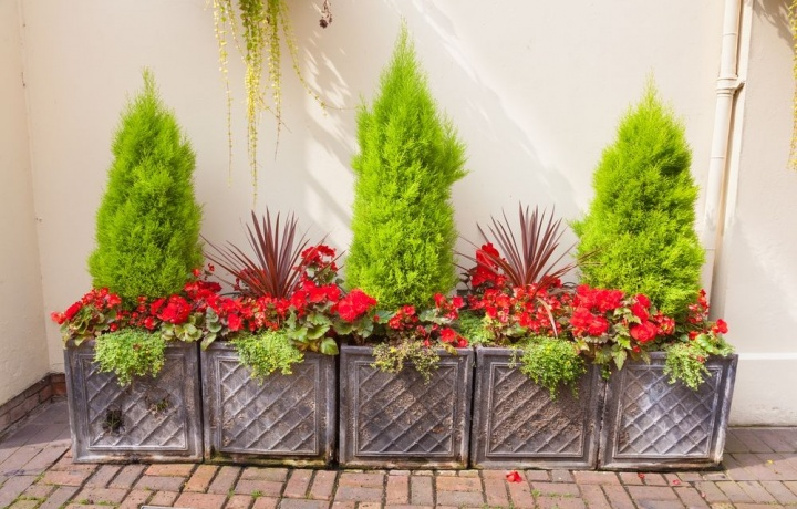 Si possono eliminare le fioriere dalla facciata condominiale senza richiedere l'autorizzazione?