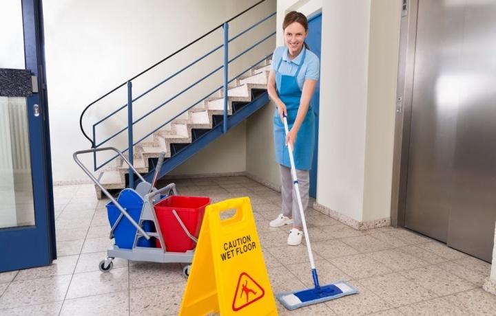 La pulizia dell'edificio condominiale: lavoro dipendente oppure contratto d'appalto?