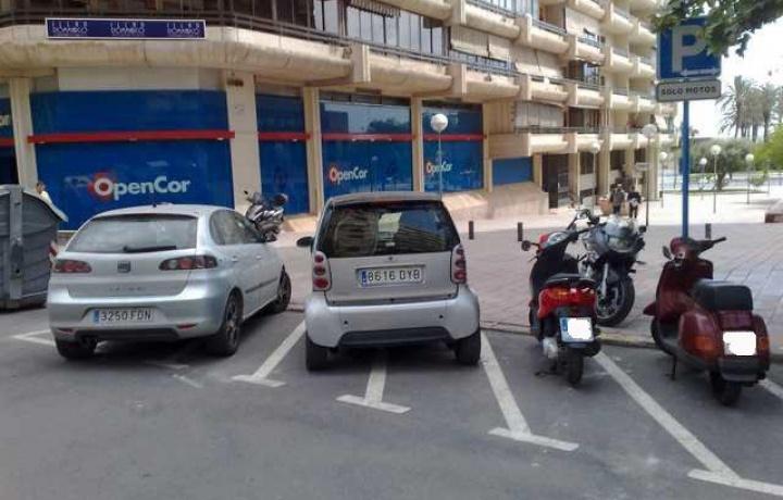 L'assemblea non può escludere dall'assegnazione dei nuovi posti auto i proprietari dei negozi