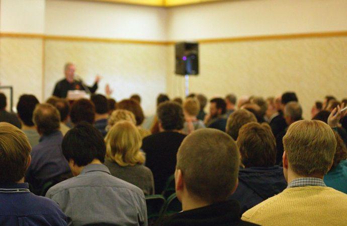 Assemblee condominiali nella sala parrocchiale