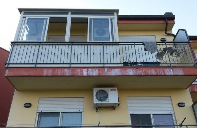 S alla veranda sulla terrazza di propriet esclusiva se for Mobili per il terrazzo