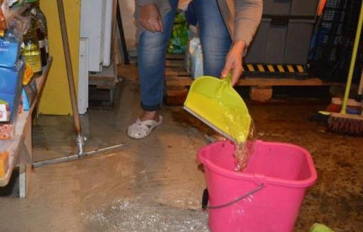 Paga il locatore i danni di allagamento per aver dato in affitto il seminterrato non abitabile