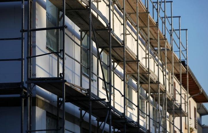 Il condominio non paga la COSAP per aver installato un ponteggio per eseguire i lavori di ristrutturazione