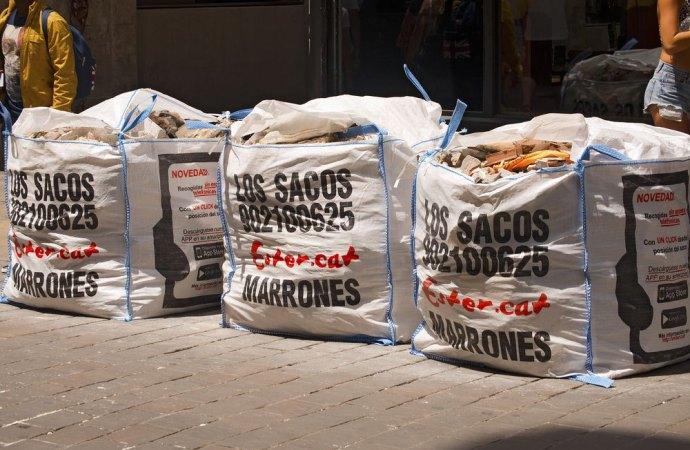 Interventi edili e (non) smaltimento di rifiuti