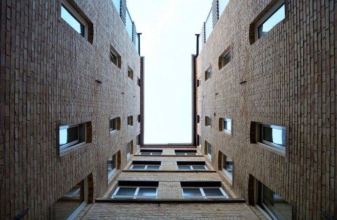 Ripartizione spese per facciata interna del condominio