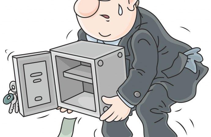 Conto corrente condominiale privo di fondi: le possibili conseguenze.