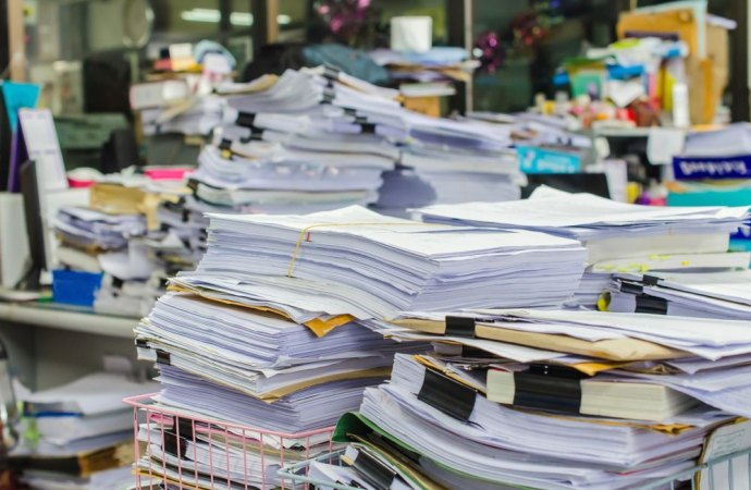 Richiesta di controllo del registro di contabilità