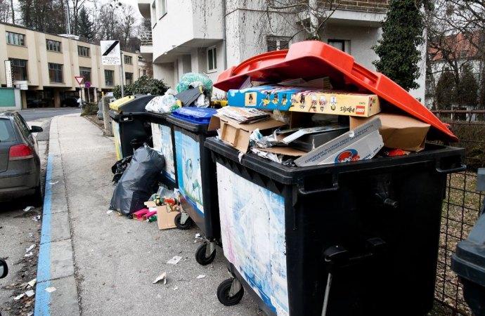 Ripartizione spesa movimentazione bidoni raccolta differenziata in condominio
