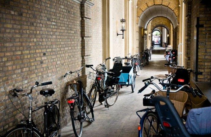 Gli spazi comuni condominiali potranno consentire il parcheggio delle biciclette