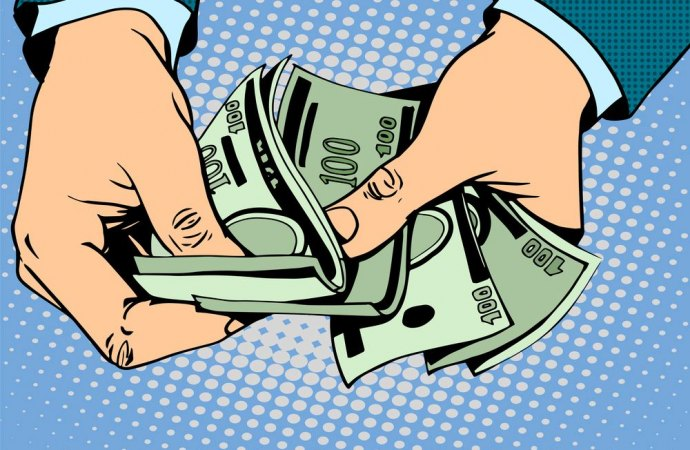 Rate condominiali in contanti