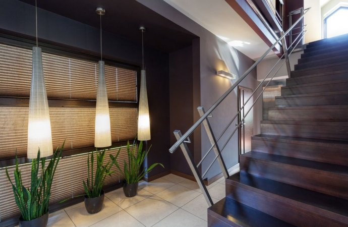 Possibile mettere piante e fiori su pianerottoli e scale in condominio?