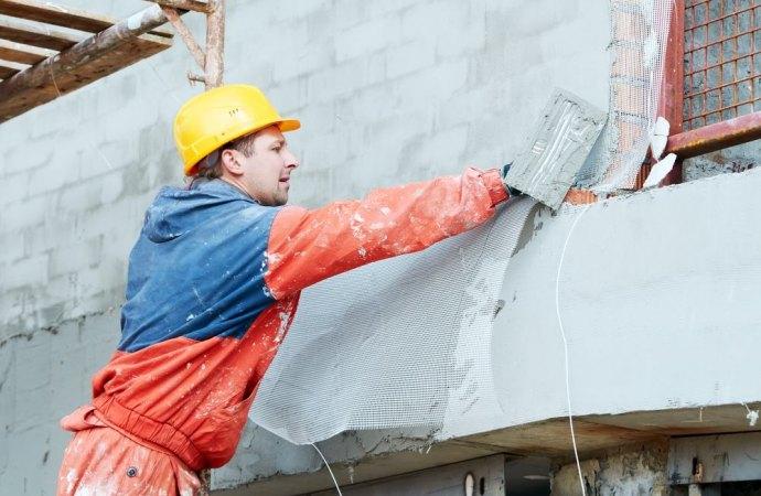 La facciata dell'edificio condominiale può essere modificata solo con il consenso di un professionista