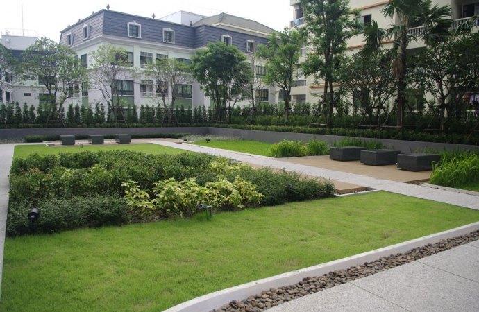 supercondominio e manutenzione del giardino come si
