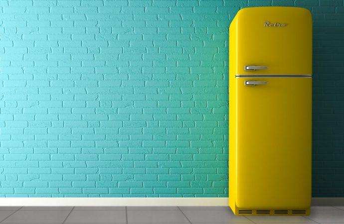 Posso tenere un frigorifero nel box auto?