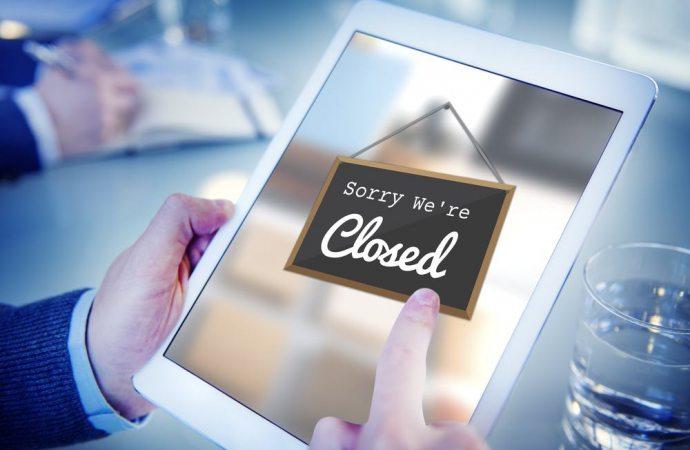 Come comunicare efficacemente sul web la chiusura temporanea dello studio di amministrazione condominiale