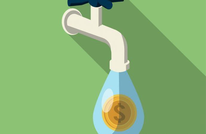 Se l'acqua non è potabile, si applica la tariffa ridotta