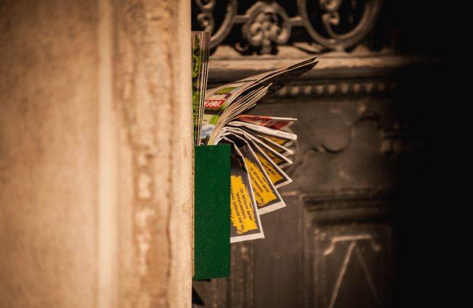 Stop alla pubblicità indesiderata nelle cassette postali