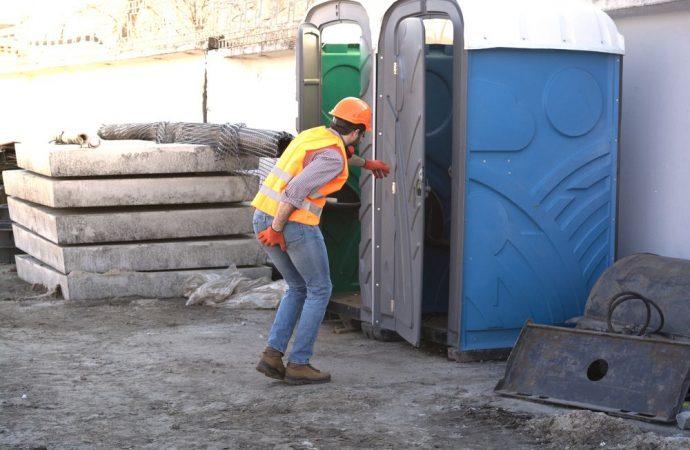 Servizi igienici e locali accessori nei cantieri temporanei e mobili