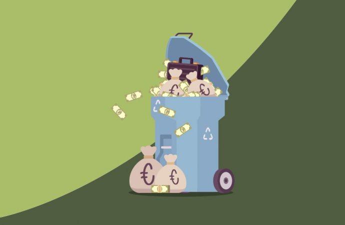 Sconti sulla tassa rifiuti per le famiglie più bisognose