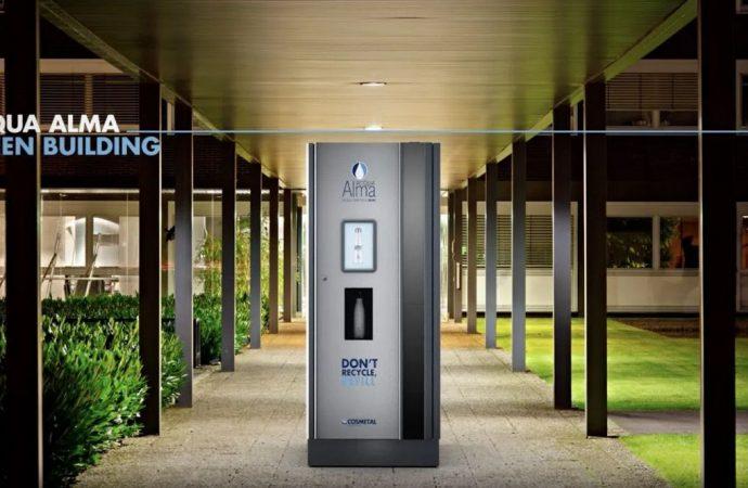 Finalmente la prima soluzione per l'erogazione dell'acqua dedicata ai condomini