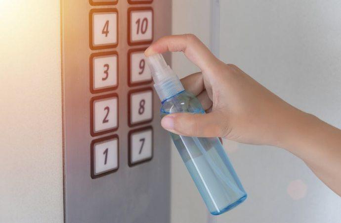 SARS COV 2 e ascensore: quali i rischi di contagio?