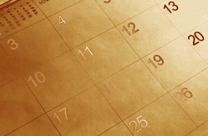 Quante riunioni bisogna fare per legge in un anno?