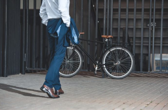 Parcheggio bici nei condomini