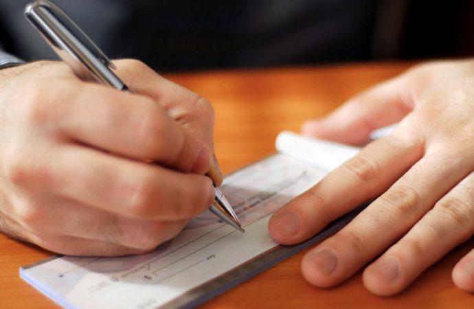 Responsabilità per l'emissione di assegni tratti su conto corrente Condominiale.